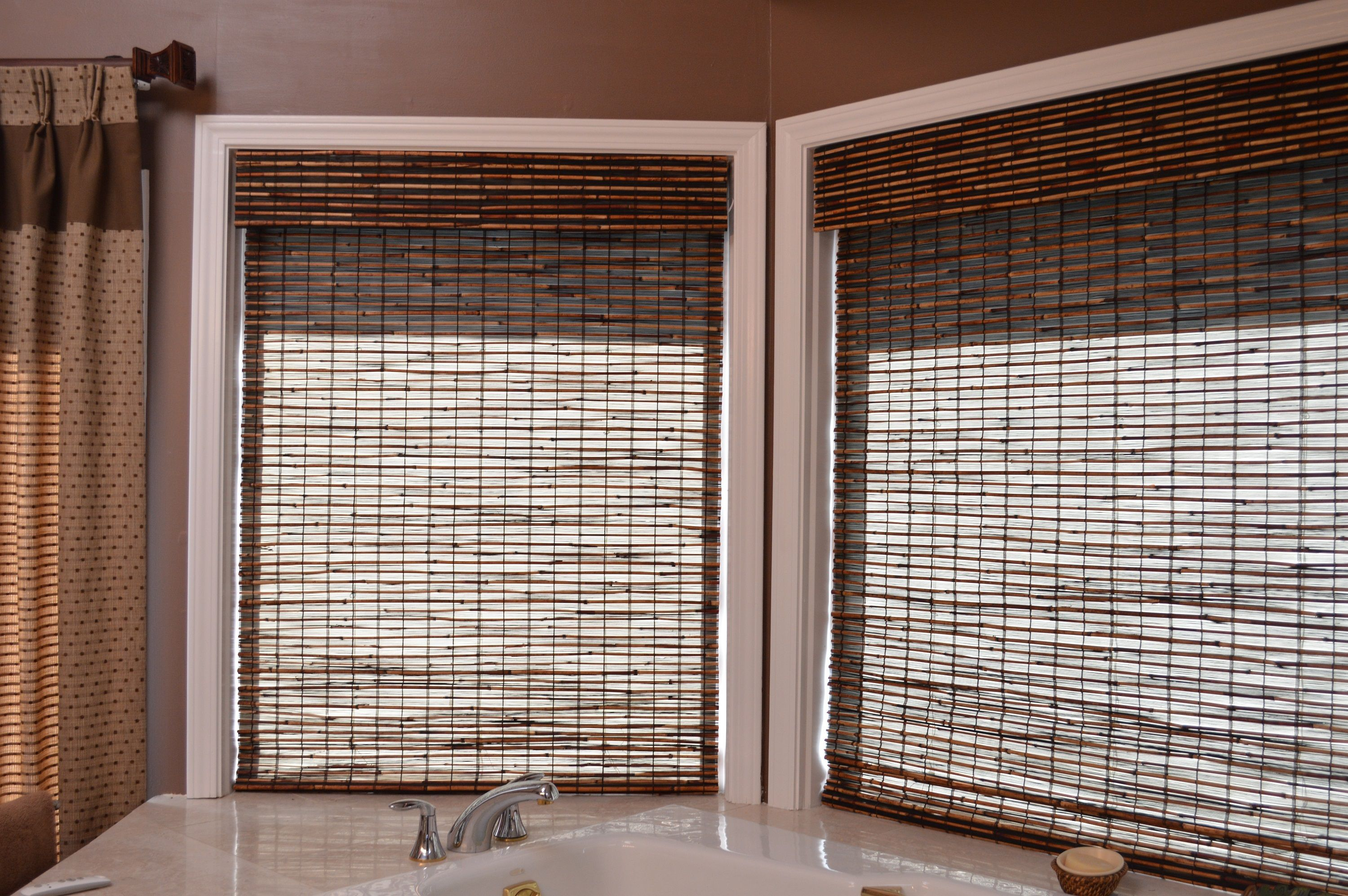 Woven Wood Shades By Mcfeely Window Fashions