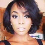 50 Cute Hairstyles For Black Women Herinterest Neck Length