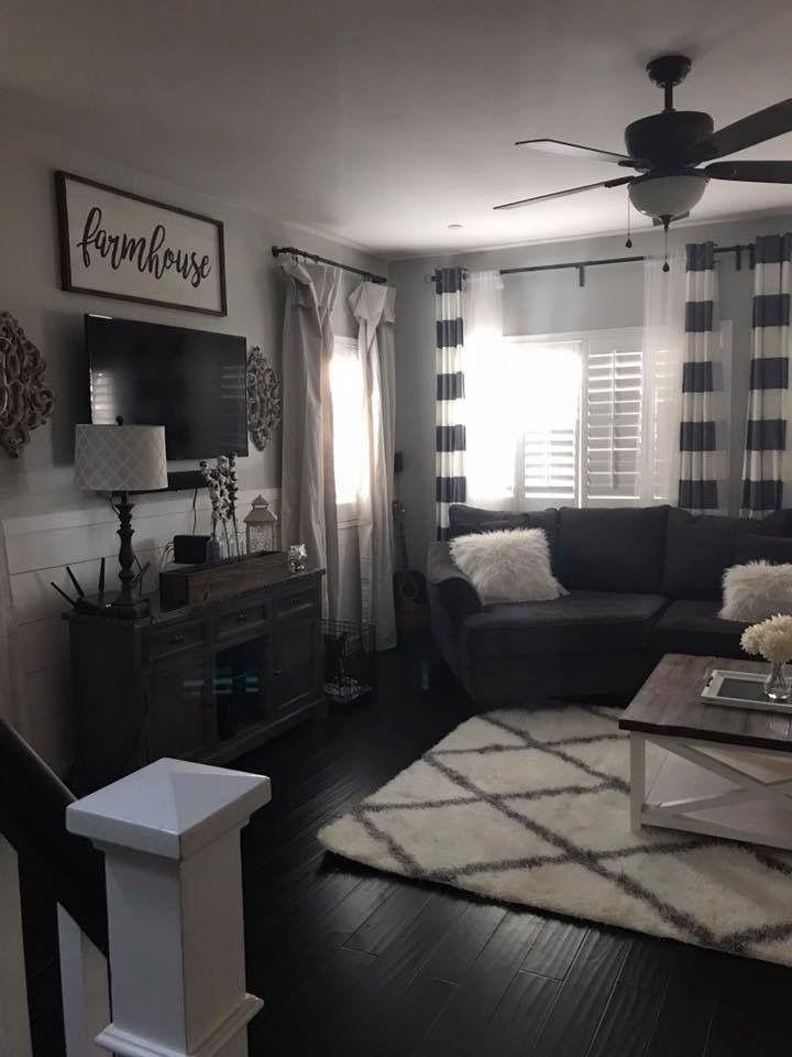 33 trick for cozy farmhouse decor living room 21