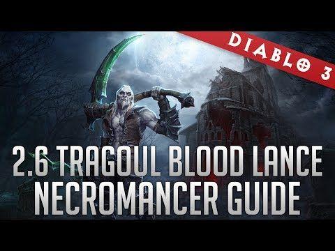 Necromancer Corpse Lance Build (Patch 2 6 1 / Season 12