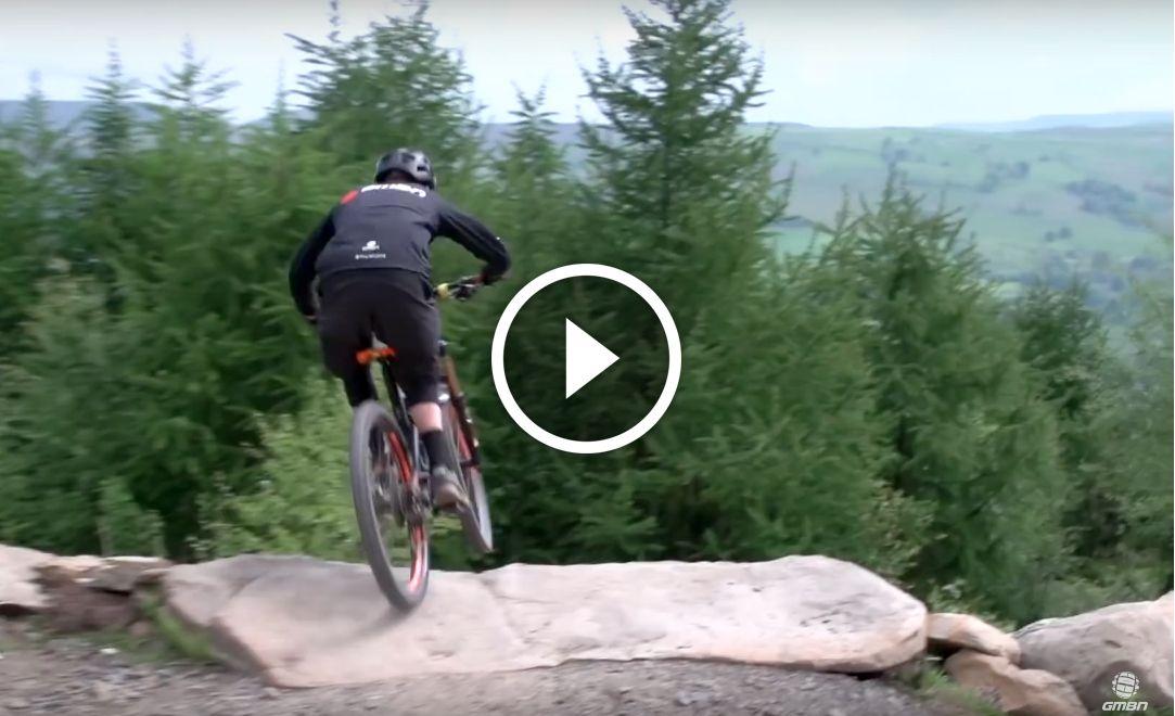 Watch How To Ride Blind Drops Mountain Bike Training Mountain