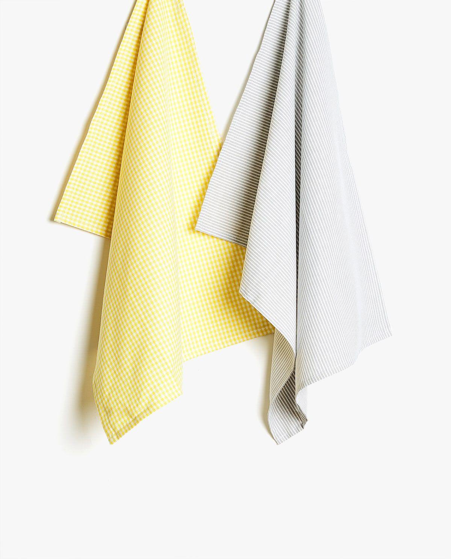 White Kitchen Towels Canada
