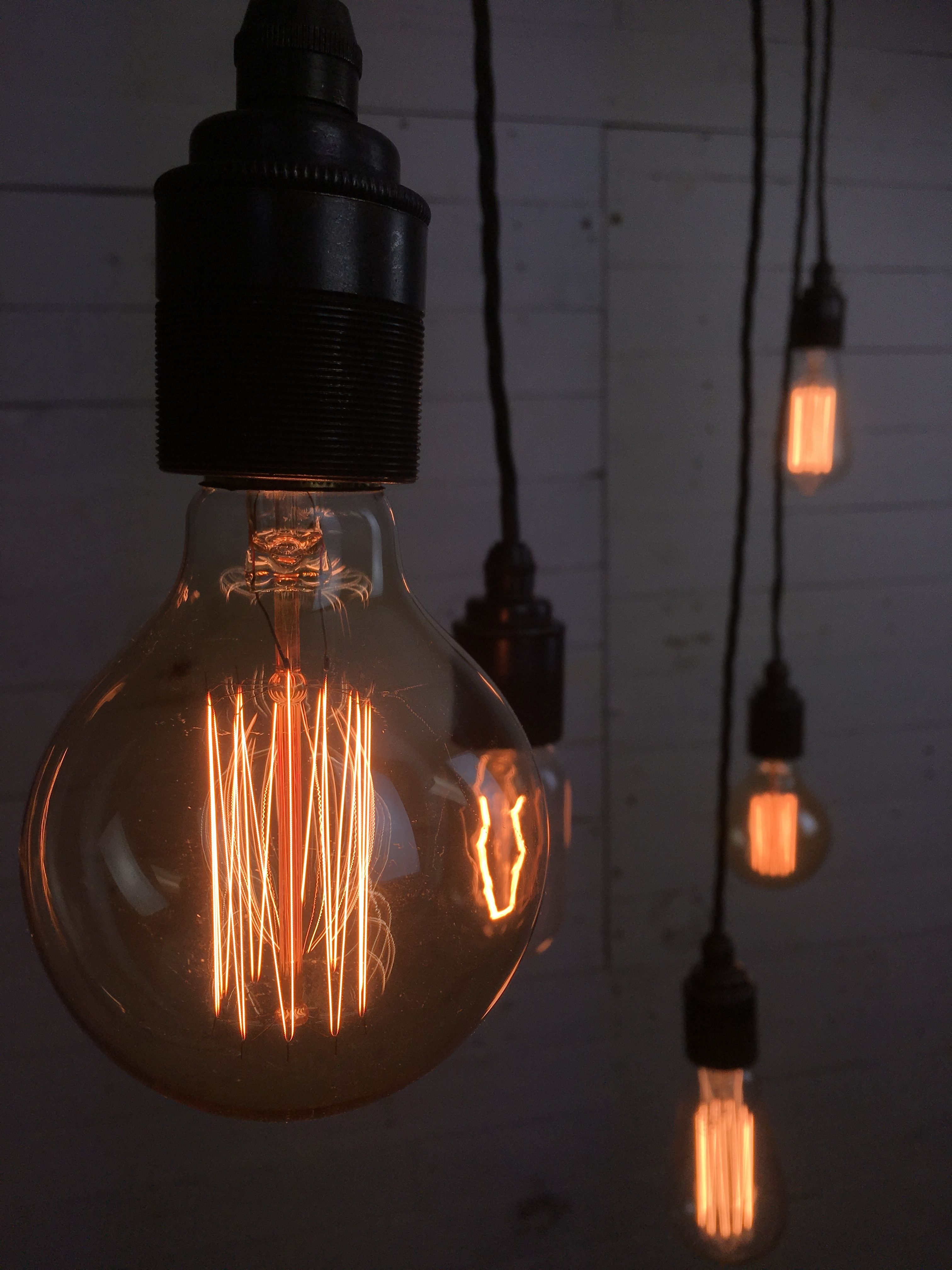 Squirrel Cage Bulbs From Tugboat Steampunk The Perfect Addition