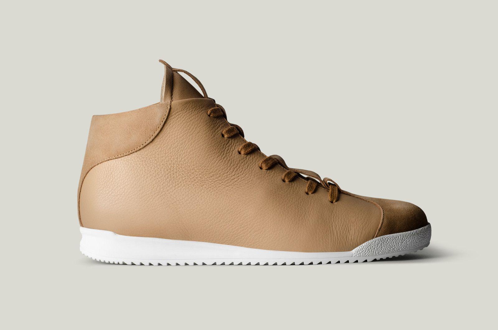 // S1 Mid-Top Sneakers