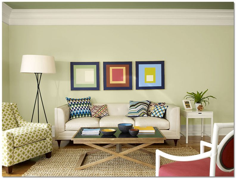 Seedling Paint Color Google Search Blue Living Room
