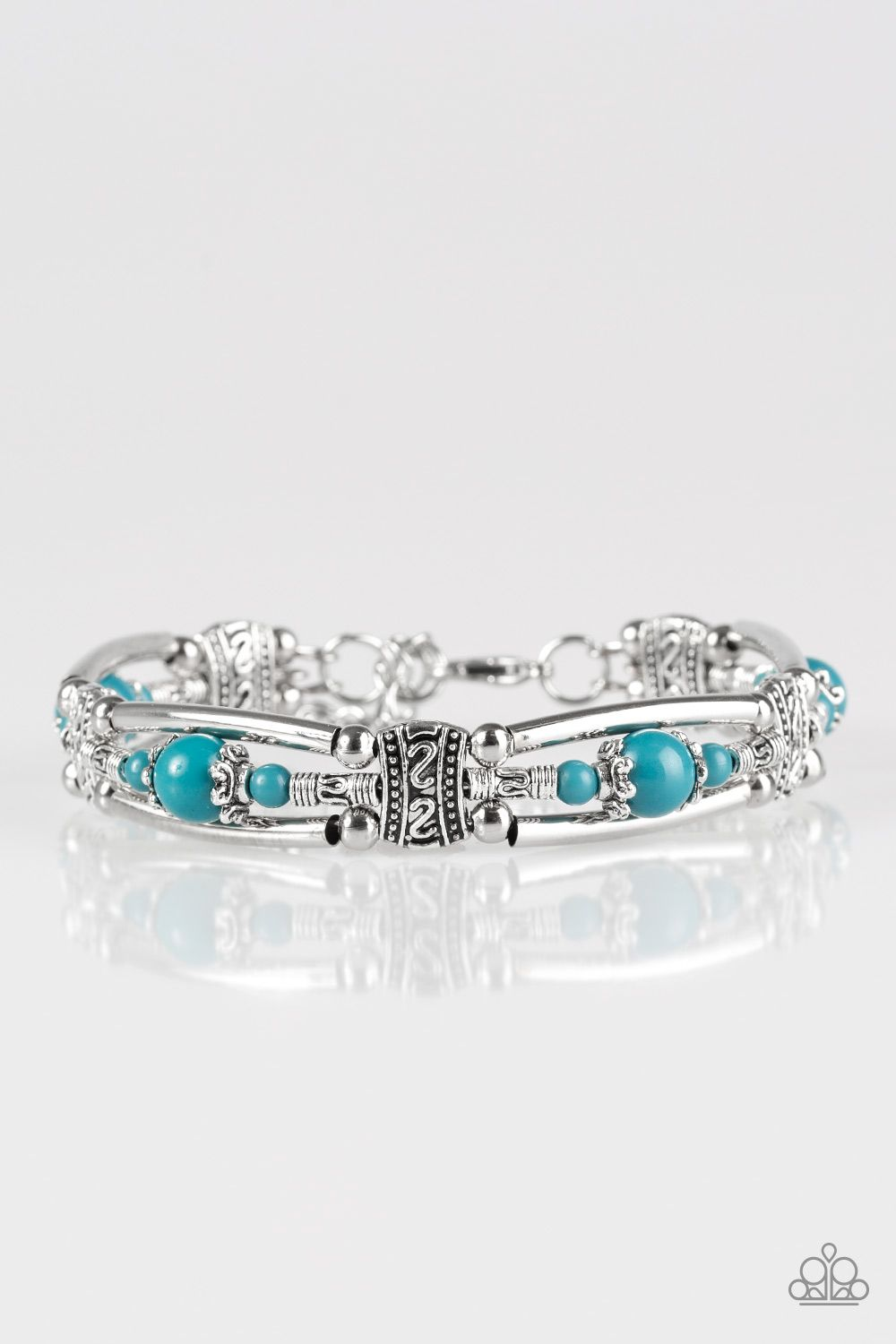 f767acf7aac903 Happy Vibe, Happy Tribe - Blue | Simply Fabulous $5 Accessories ...