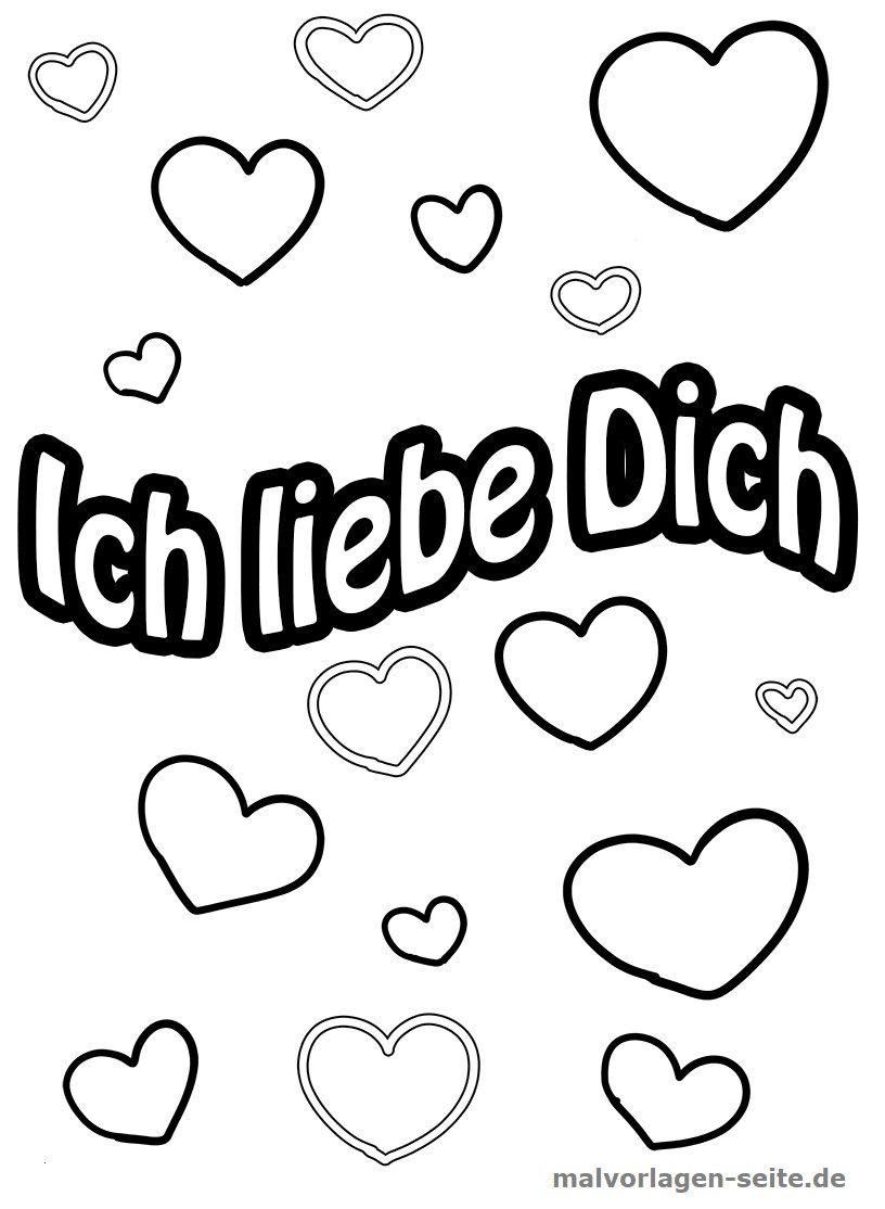 10 Ich Liebe Dich Ausmalbilder - Scoredatscore10 Ich Liebe Dich