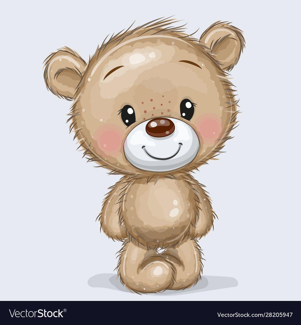 Cute Teddy Bear Couple Teddy Bear Cartoon Cute Teddy Bears Teddy Bears Valentines