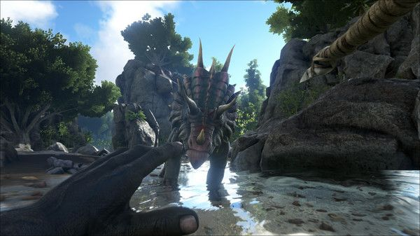 ARK: Survival Evolved On Steam