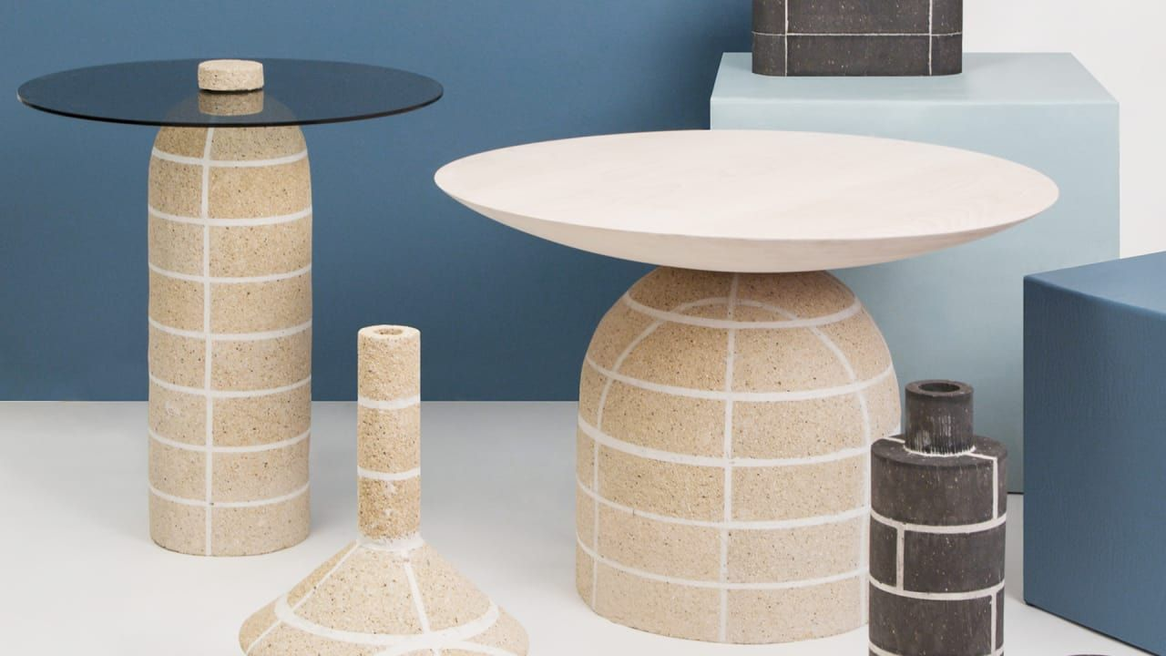 Ordinaire New Furniture Collection Elevates Brick From Humble Building Material To  Work Of Art | Netfloor USA