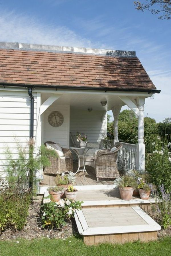 Terrasse amerikanisch oder skandinavisch, am besten beides - terrassen bau tipps tricks