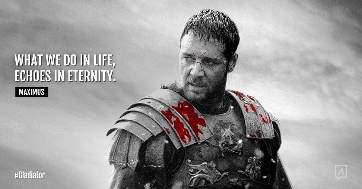 #Quotes #Gladiator