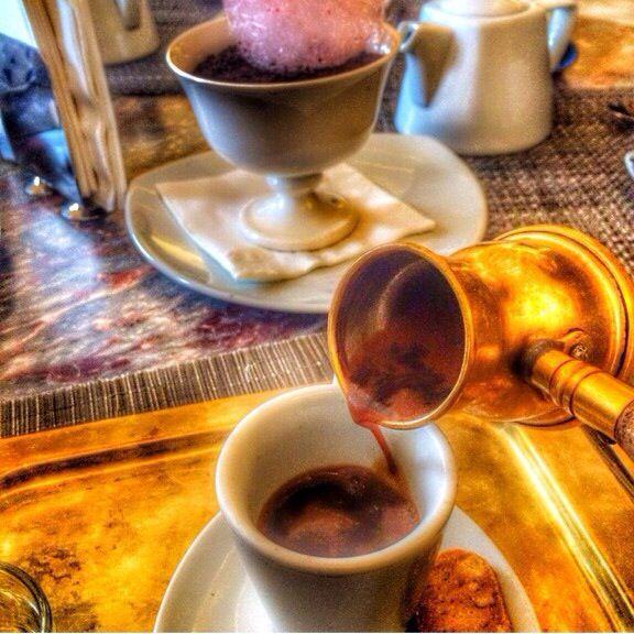 صباح الخير Manarafa تاو لاونج الرياض Tao Lounge Riyadh مين جربه وين أحلى قهوة تركي في الرياض لا تنسى تعمل منشن للي Glassware Restaurant Tableware
