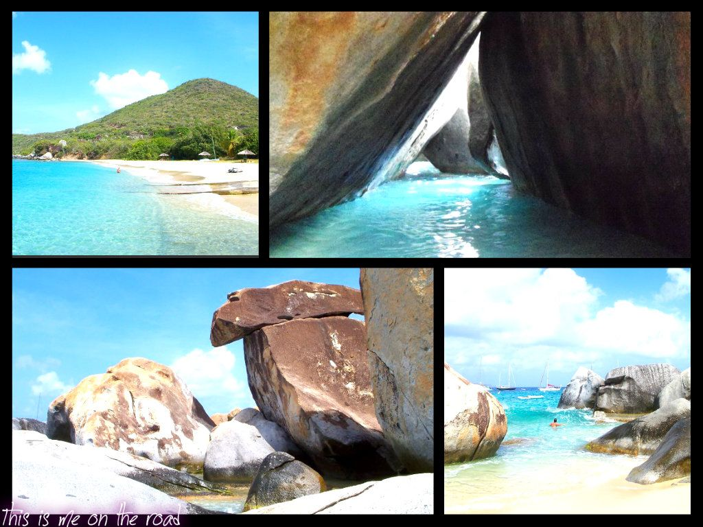 The Baths - BVI, British Virgin Island