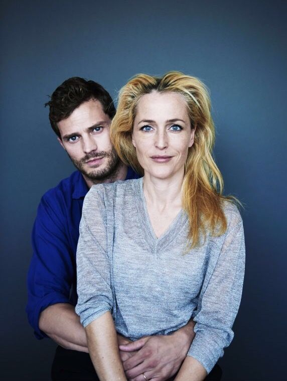 The Fall Paul Spector Jamie Dornan And Stella Gibson Gillian Anderson Jamie Dornan Gillian Anderson Gillian Anderson The Fall