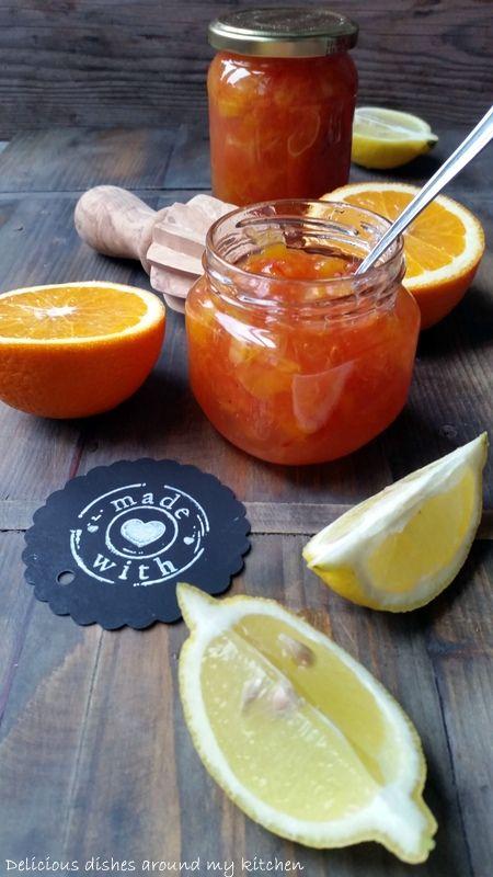 Mmmhhh…was gibt es Schöneres als früh am Morgen ein frisches Brötchen mit einer selbstgemachten Marmelade! Vor kurzem habe ich eine wunderbar schmeckende Zitrusfrüchte- Mango Marmelade zubere…