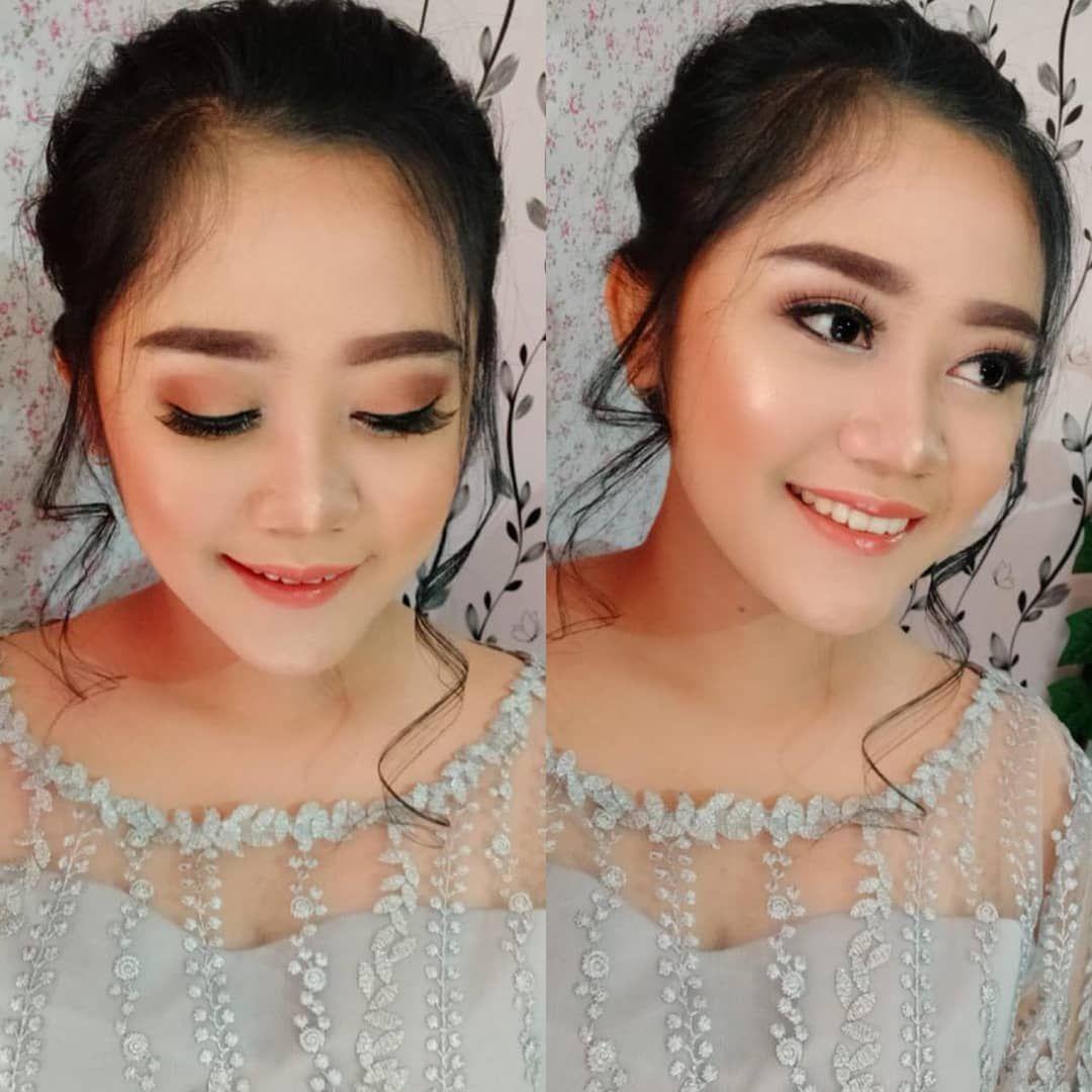 Makeup dan sanggul modern untuk wisuda 😍 . muamalang