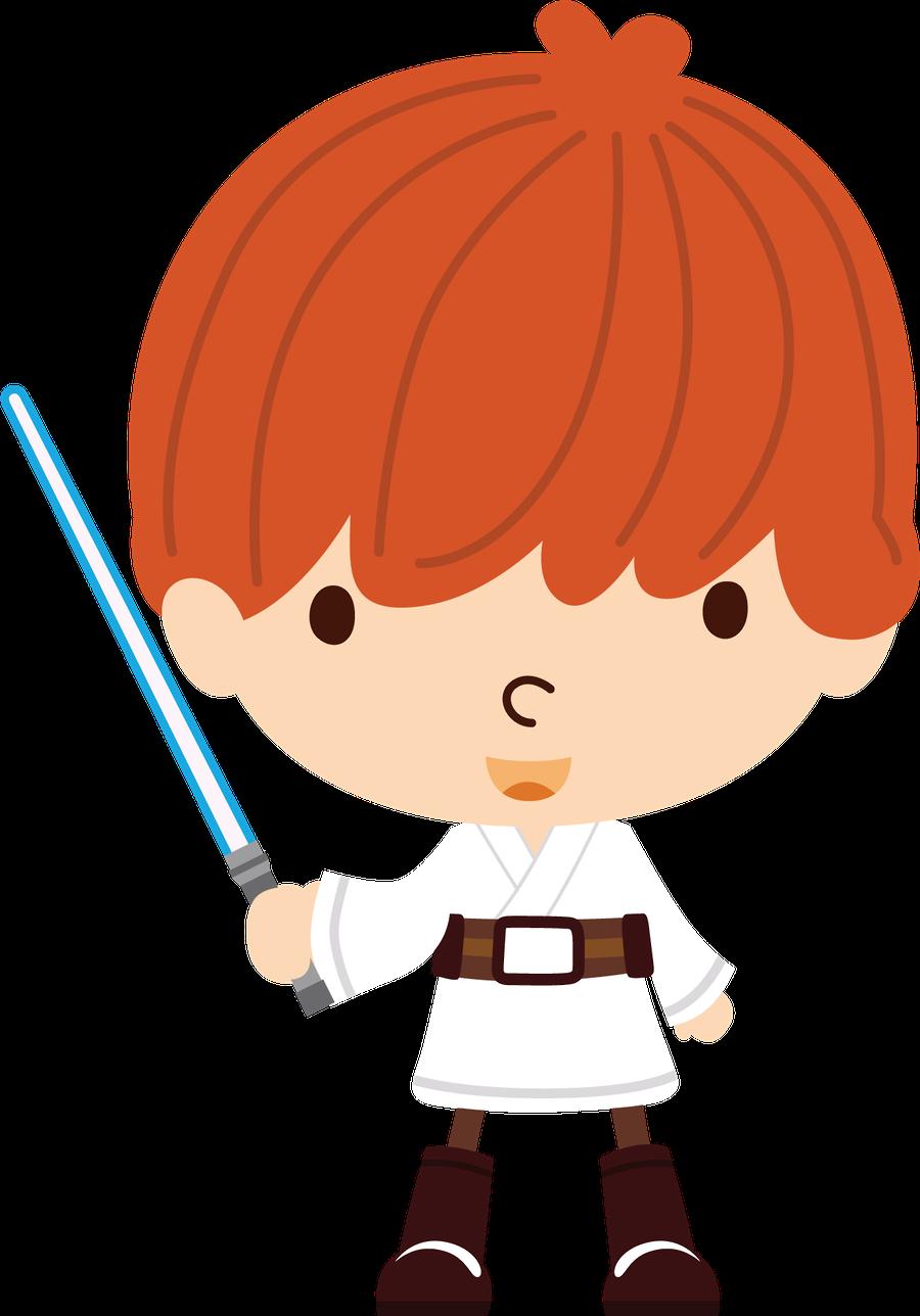 Star Wars Princess Clip Art