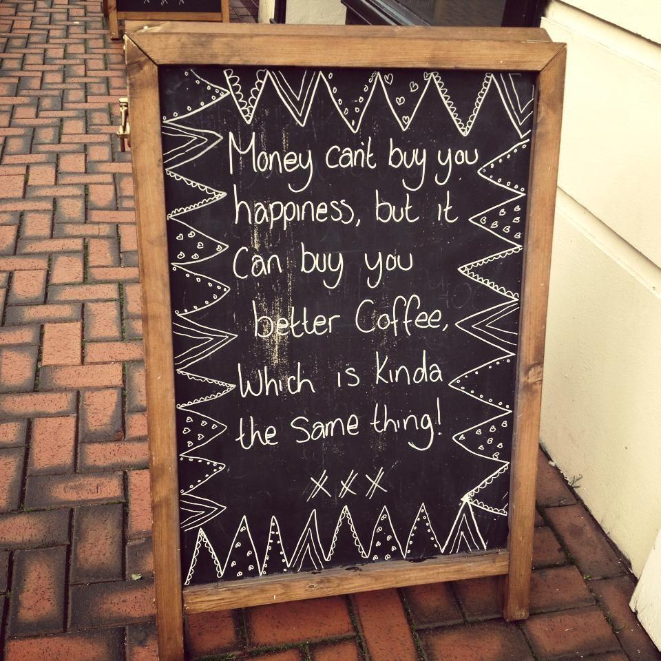 #chalkboard #pub #london #quote #quotes #inspiration #uk #londra #busheytales @ Oceanbellscoffee Watford https://www.facebook.com/Oceanbellscoffeeco?fref=ts