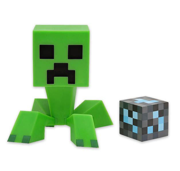 Minecraft figur creeper zocken zocken zocken pinterest for Minecraft kinderzimmer