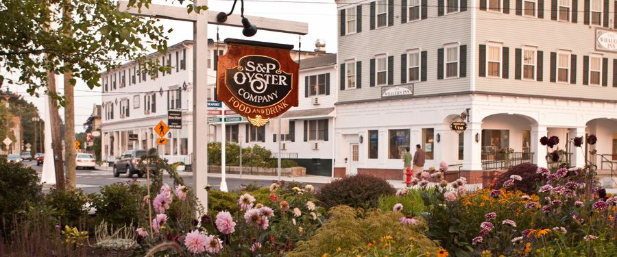A Gordon Family Favorite Sp Oyster Company In Mystic Ct