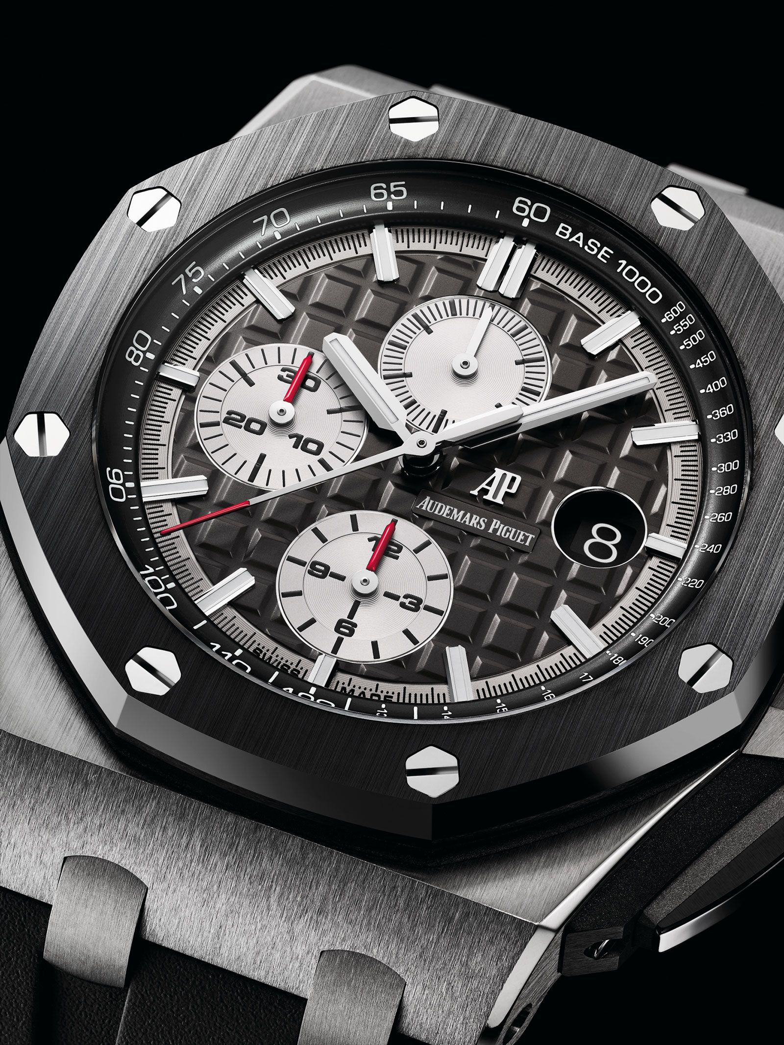 c2e89d93f9c Audemars Piguet Royal Oak Offshore Novelty titanium 26400IO-1 ...