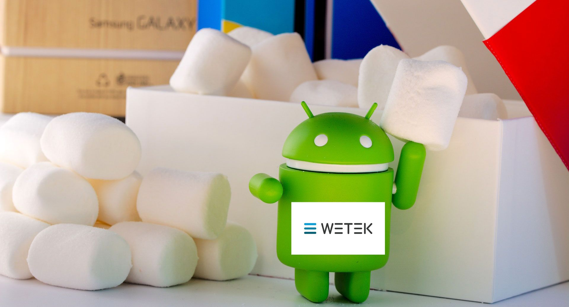WeOS 3.1 Update Android 6.0 Marshmallow comes to WeTek