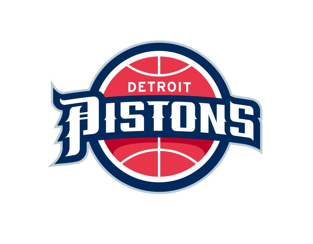Detroit Pistons Logo Concept | Sports Logos Concepts ...