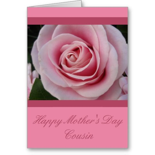 Mother In Law Birthday Card  with Cream Envelope