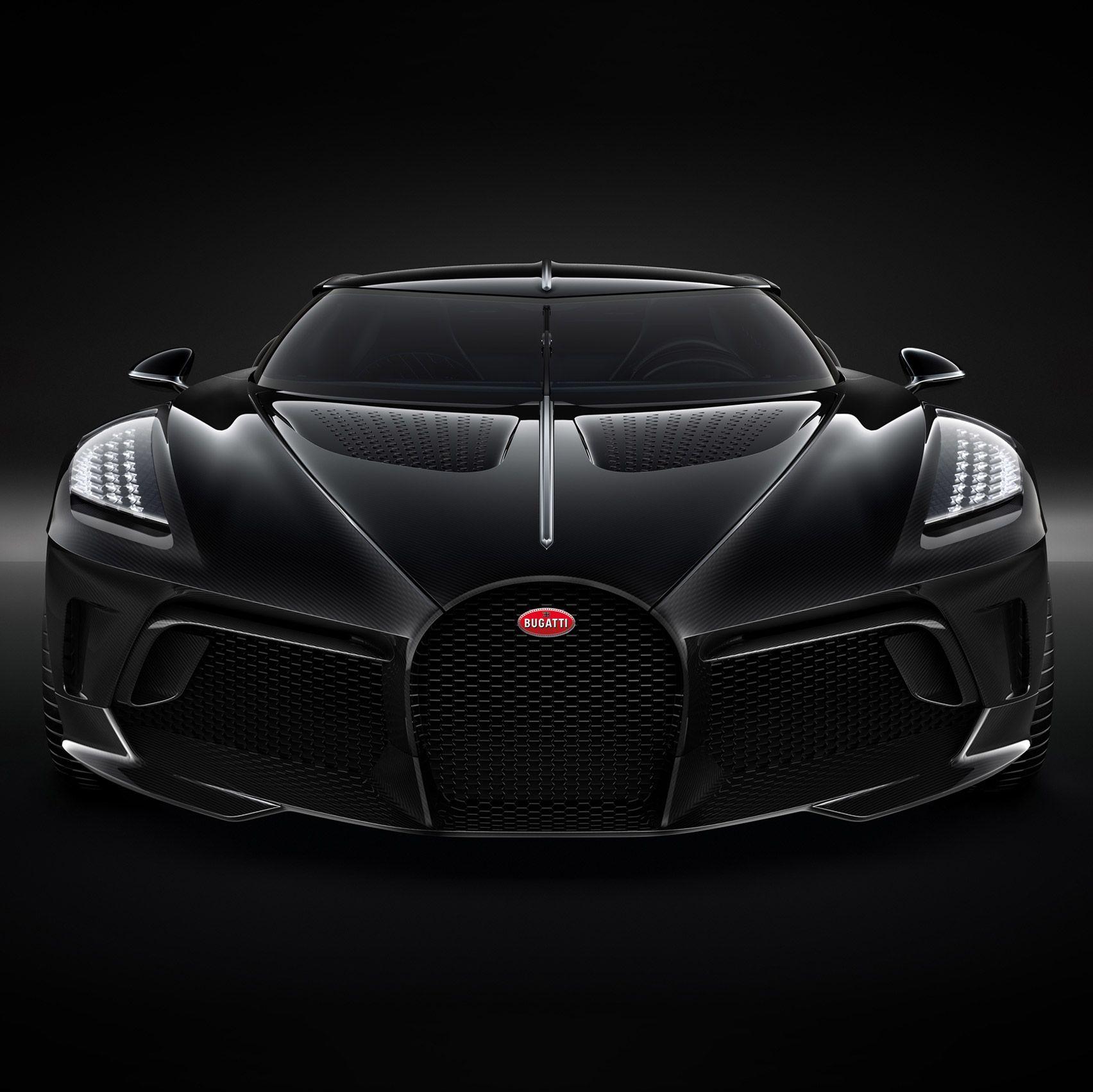 Bugatti S La Voiture Noire Is The World S Most Expensive Car Dr Wong Emporium Of Tings Web Magazine Most Expensive Car Bugatti Cars Black Car