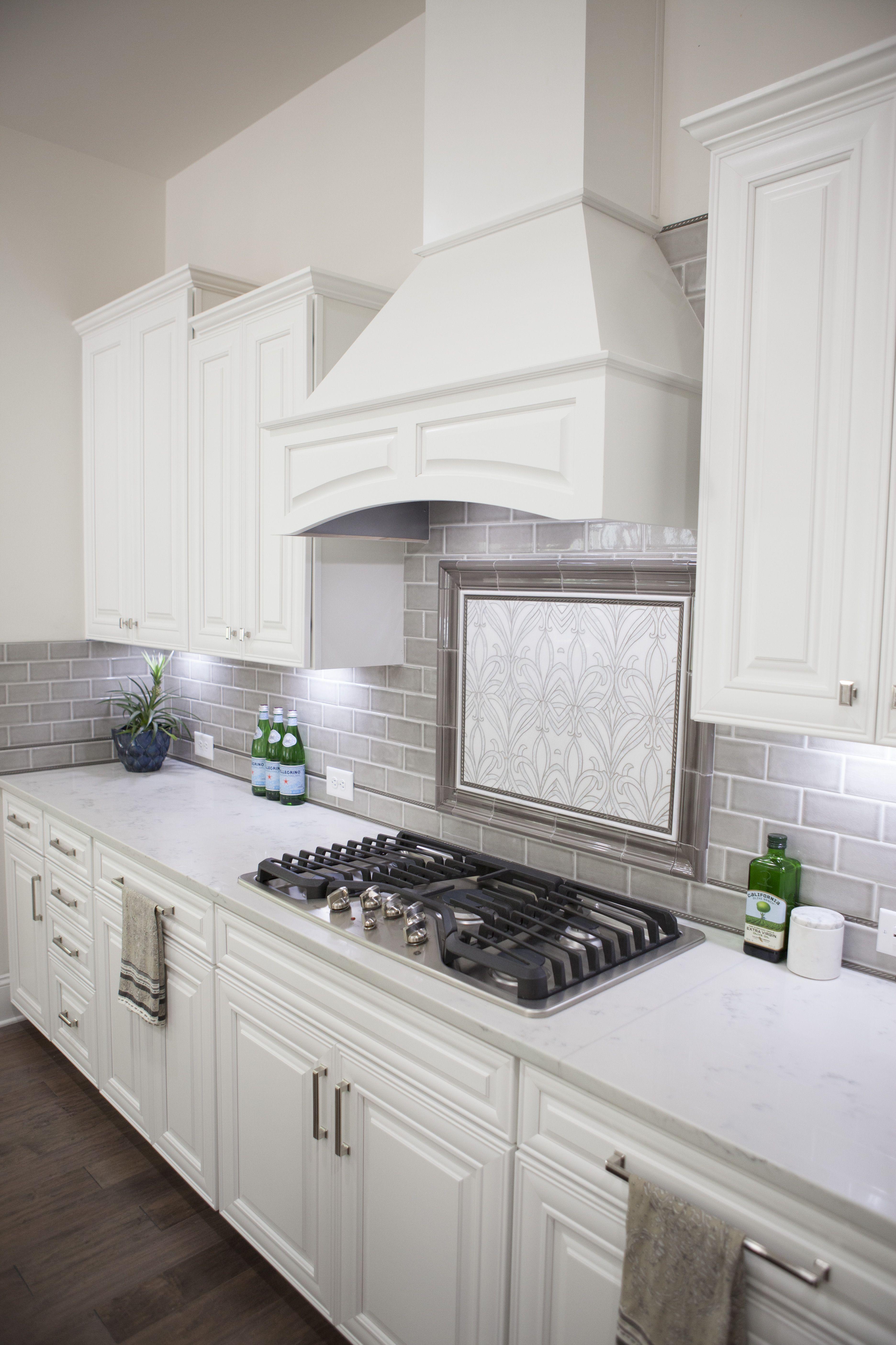 - Taylor Morrison Rochester Kitchen With Custom Backsplash