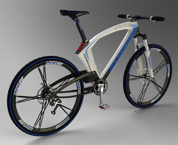 #bicycles ZooZee Pro MTB by Mahdi Momeni
