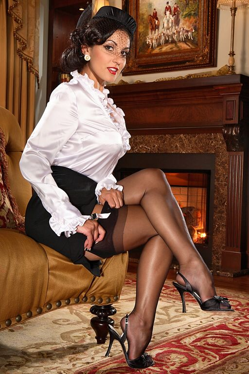 Secrets In Lace Legs Pinterest Stockings Legs And