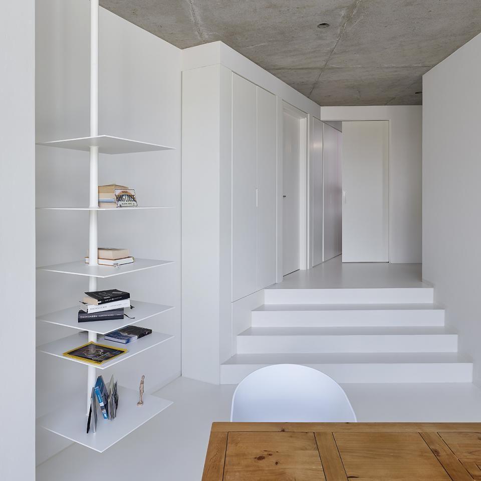 Arbeiten Im Erdgeschoss Bild 6 In 2020 Erdgeschoss Haus Hanglage Schoner Wohnen