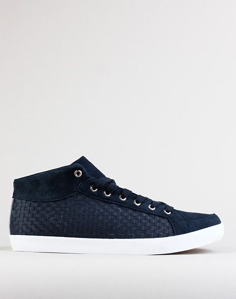 Woven Canvas Shoes