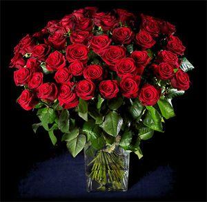 Rose Orange Bouquet Paradis Interflora France Fleurs