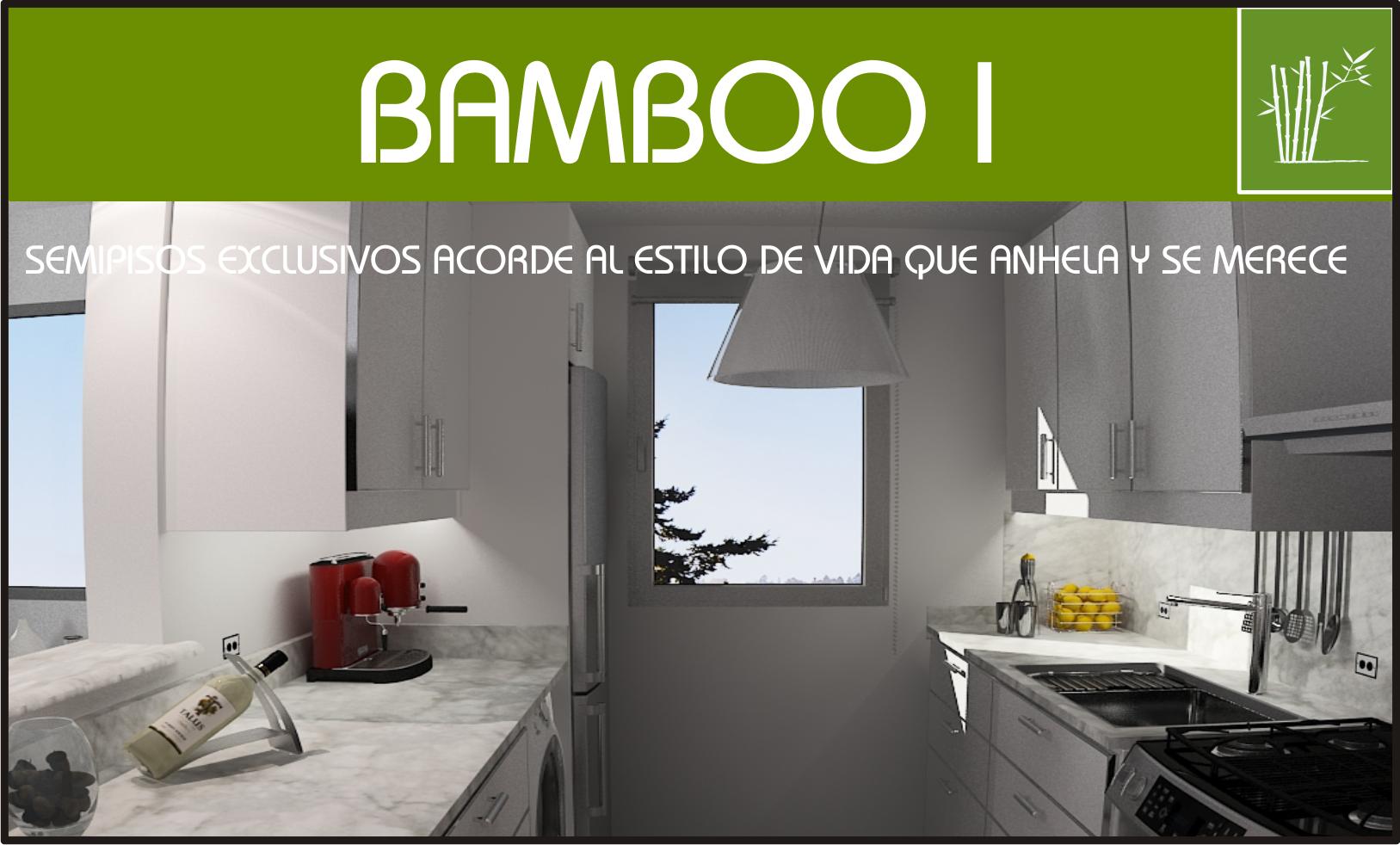 COCINA | SEMIPISOS BAMBOO I | Pinterest