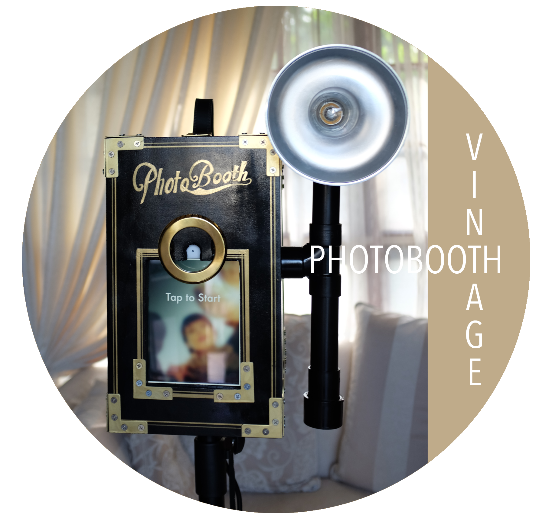 how to make a photobooth with an ipad