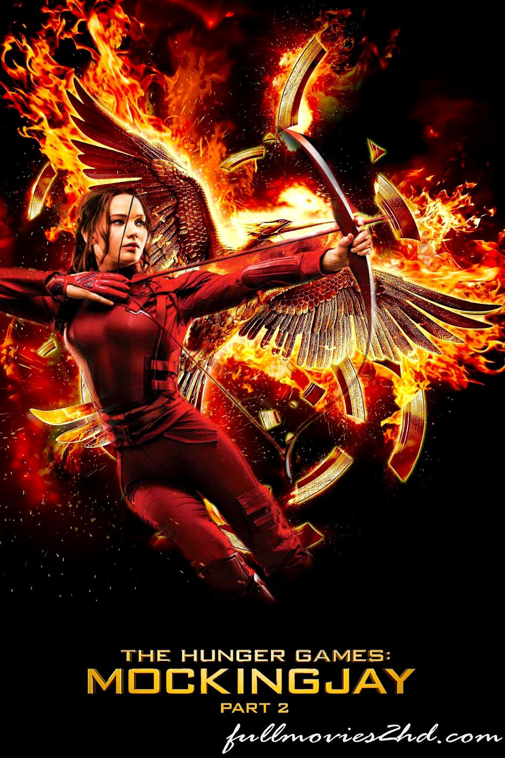 The Hunger Games Mockingjay Part 2 Movie Free
