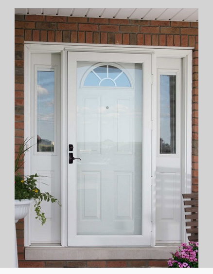 Provia Deluxe Storm Door Glass Screen Door Patio Screen Door Patio Doors