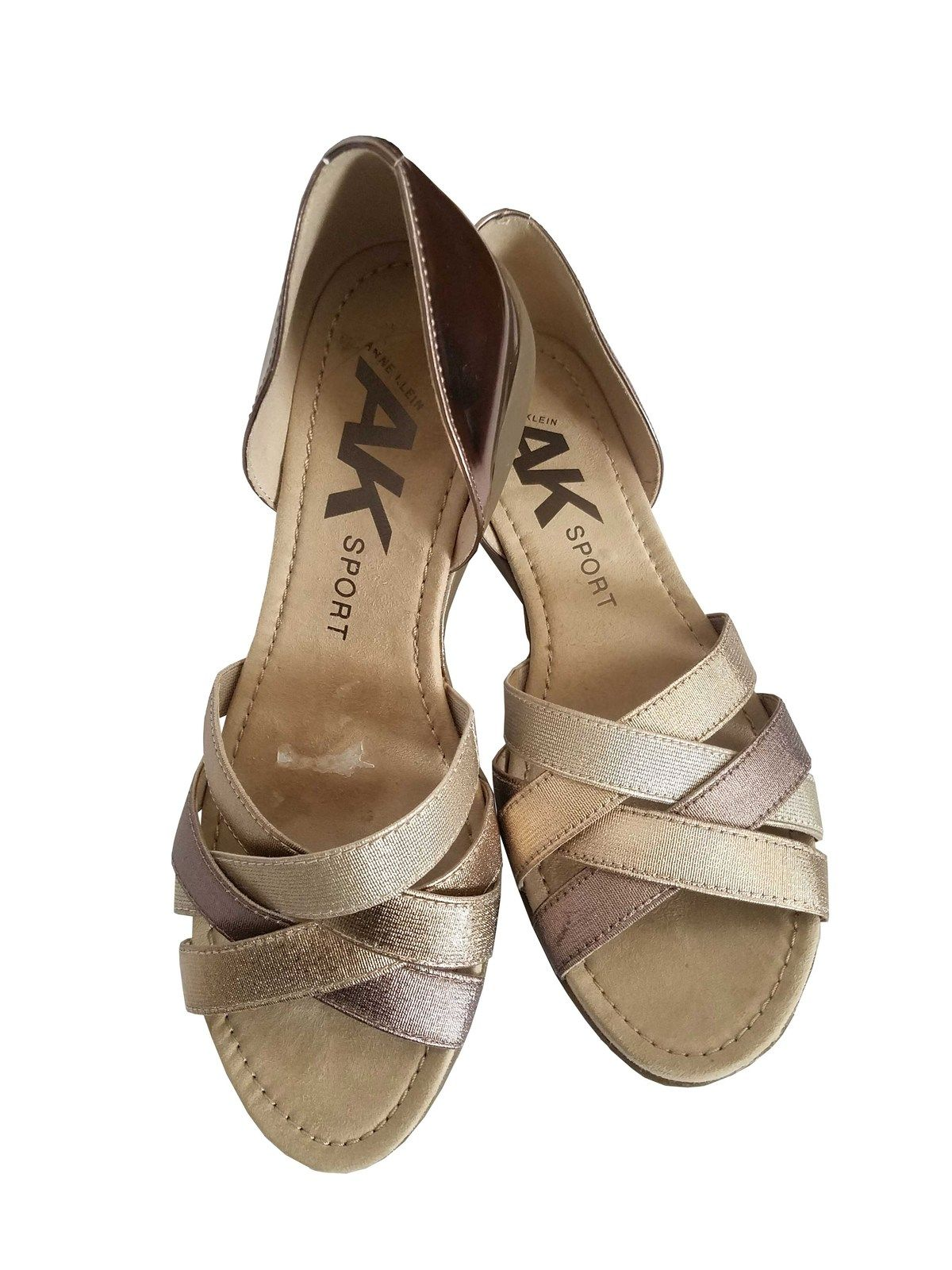 Anne Klein Sport Keira Sandal (With images) Shoes, Sock