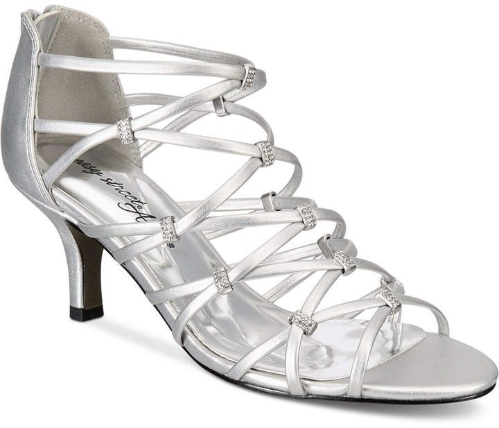Easy Street East Street Nightingale Evening Sandals Women's Shoes UMDopd