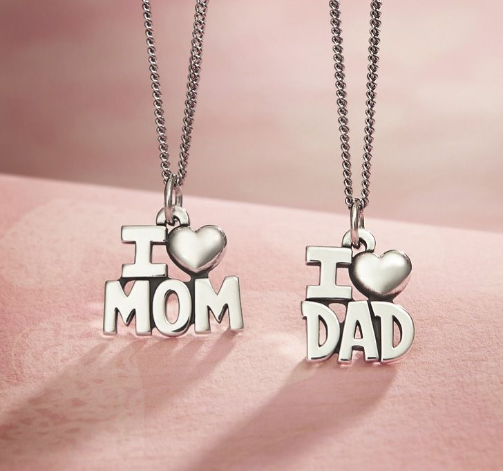 I Love Mom Charm James Avery Love Parents I Love My Parents Love U Mom