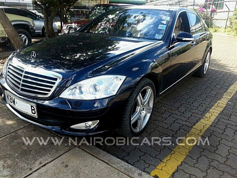 2007 Mercedes Benz S320 For Sale In Nairobi Kenya Http Www