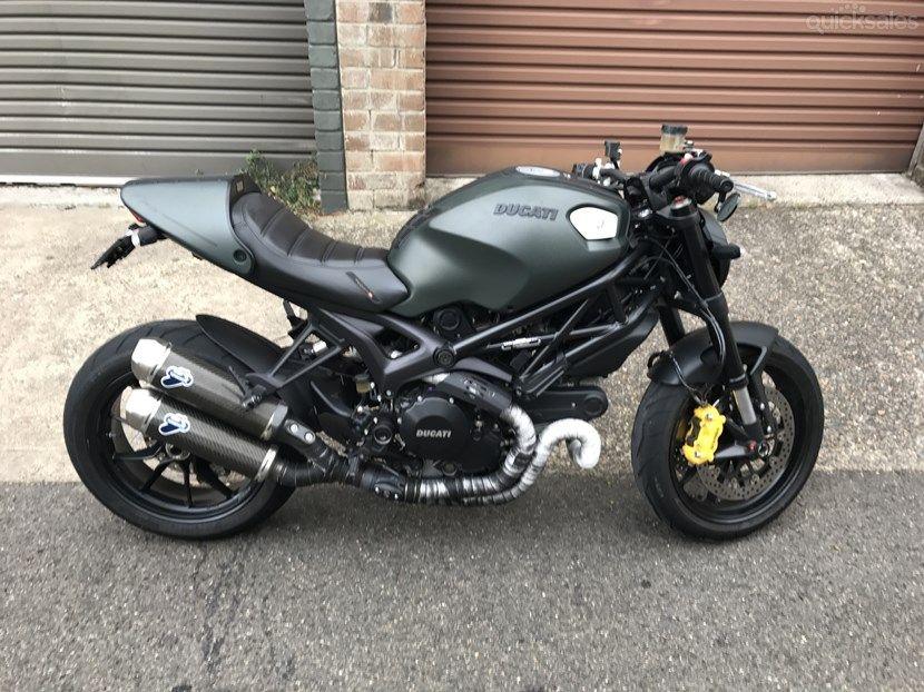 2013 Ducati Monster 1100 Evo Abs Diesel By 16 500 00