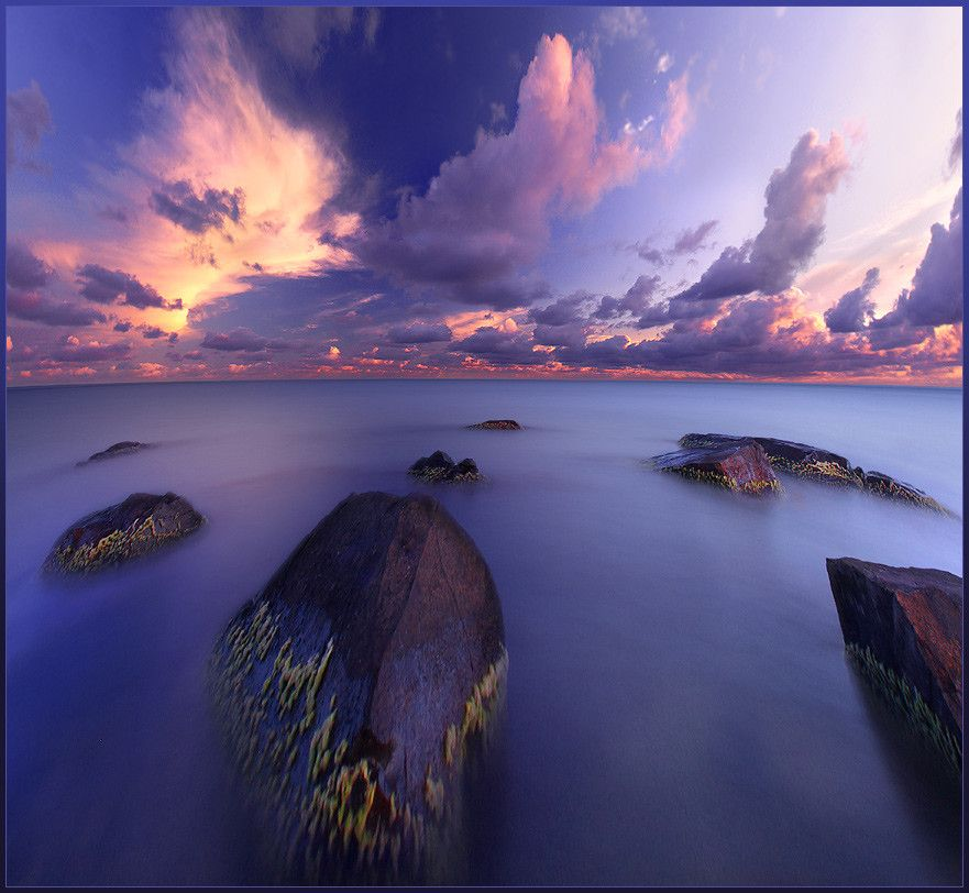 Bends of the sea by Vadim Trunov on 500px