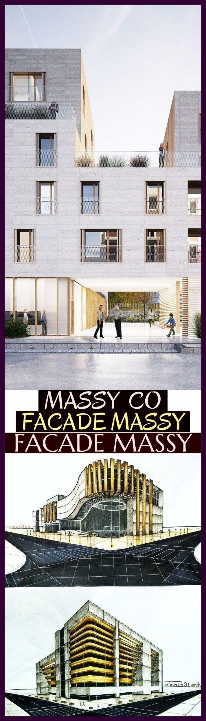 Massy - Co - Facade Massy - Facade Massy