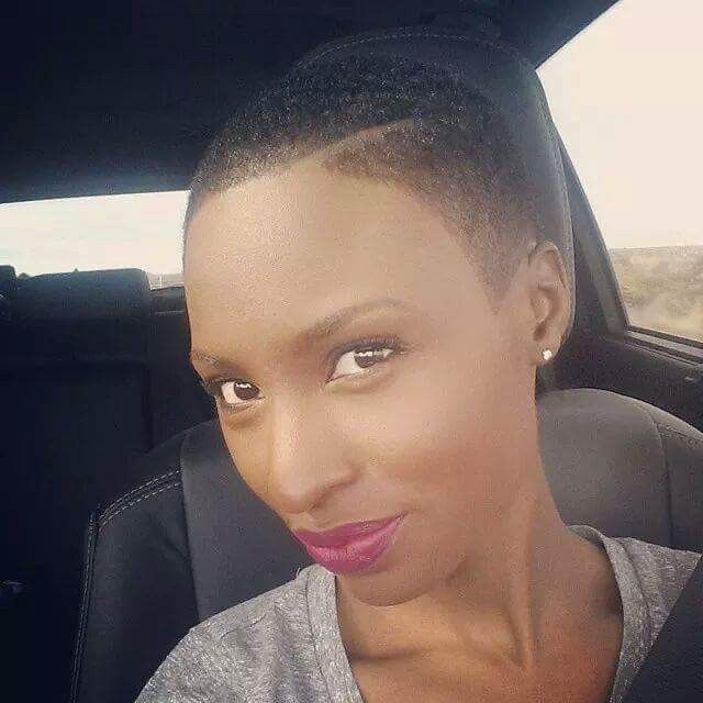 Low cut Her hair line is perfect  Natural Styles  Curly