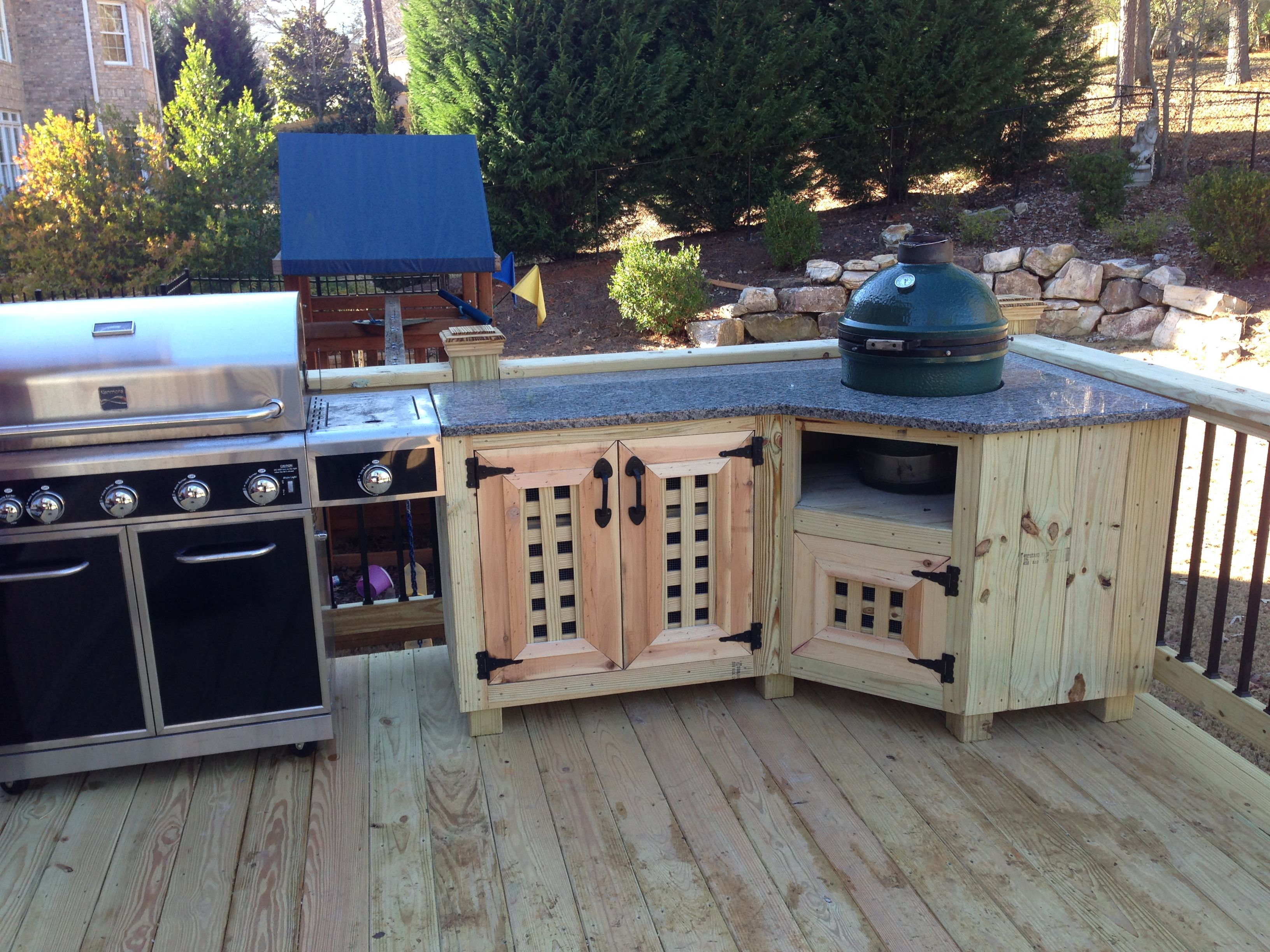 cuuwork.com wp-content uploads 2017 06 Outdoor-Kitchen-With-Green ...
