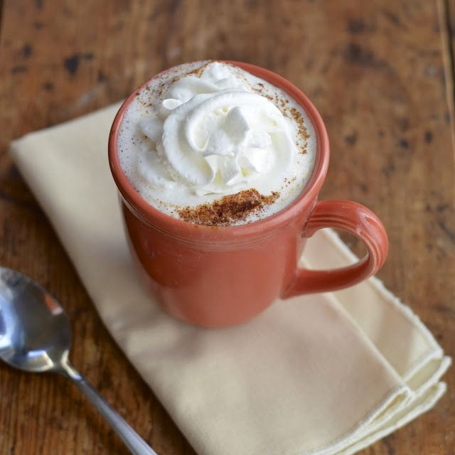Chocolate Chai Tea Latte (Starbucks Version)